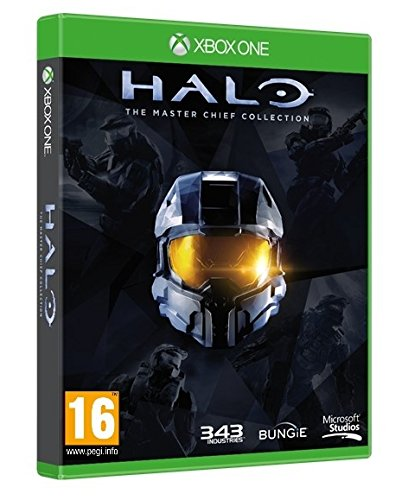Halo: The Master Chief Collection [PEGI] (Master Chief 3)