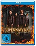 Supernatural Staffel 12 [Blu-ray]