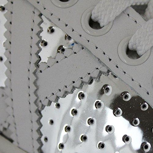Munich , Damen Sneaker silber silber EU 36 Silber