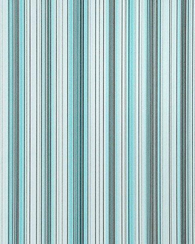 papier-peint-en-vinyle-dessin-a-rayures-splendides-edem-097-22-et-moderne-precieux-bleu-turquoise-ar
