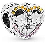 Pandora Femme Argent Charms et perles - 798044NPRMX