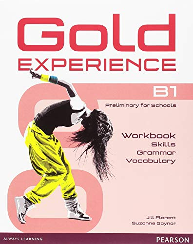 Gold XP B1 Lang+ Skill WB + Prelim for Schools PTP Pack (Gold Experience)