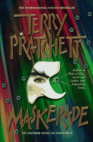 Book cover for Maskerade