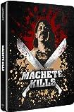 Machete Kills Steelbook - Zavvi Exclusive Limited Edition Steelbook Blu-ray ohne deutschen Ton auf Englisch - English