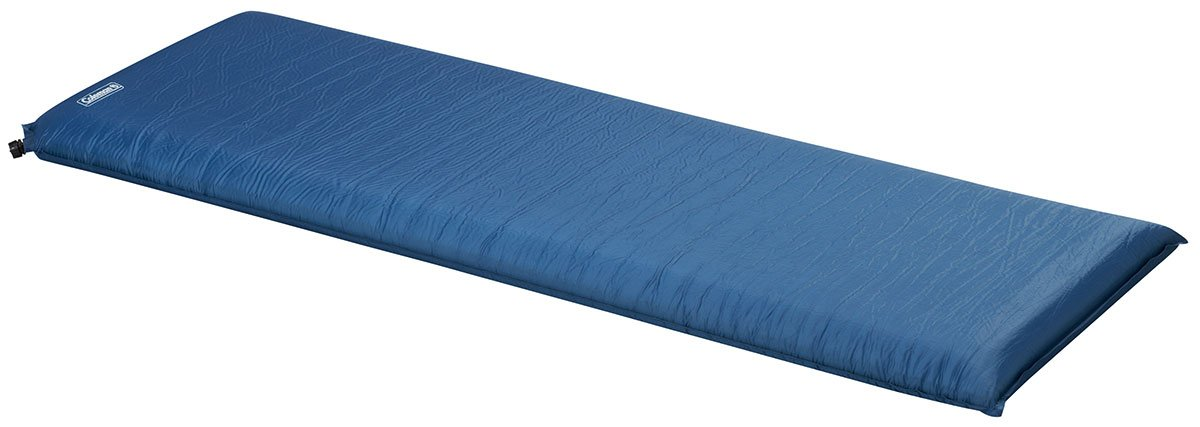 Coleman Camper Self Inflating Mat-Navy, 183 x 63 x 7.5 cm: Amazon.co.uk:  Sports & Outdoors - Coleman Camper Self Inflating Mat-Navy, 183 X 63 X 7.5 Cm: Amazon