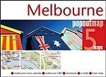 Melbourne Popout Map - handy pocket s...
