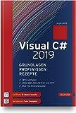 Visual C# 2019 - Grundlagen, Profiwissen und Rezepte: Inkl. E-Book - Jürgen Kotz