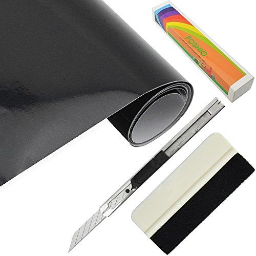 foshio-de-alto-brillo-de-color-negro-cambio-de-pelicula-de-vinilo-wrap-12-x-60-hoja-con-cerradura-ut