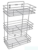 #9: Sajani Stainless Steel Three Shelf Kitchen Racks