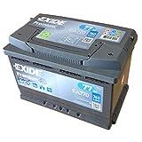 EXIDE PREMIUM Carbon Boost EA 770 12V 77AH Starterbatterie Neues Modell 2014/15