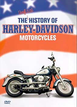 The Unofficial History Of Harley Davidson Motorcycles Dvd