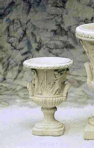 pompidu-living Vase Renaissance, Amphore, Blumentopf, Pflanzkübel, Topf, Stein, klein Farbe Terracotta - Renaissance-vase
