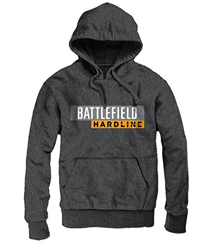 Preisvergleich Produktbild Battlefield Hardline Kapuzenpullover Logo Größe M