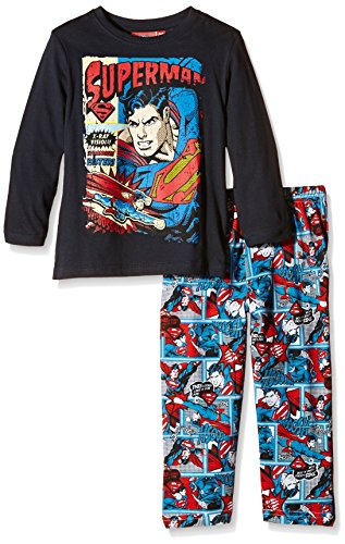 DC-Comic-Superman-Comics-Pigiama-Bambino