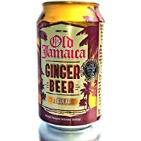 Old Jamaica - Cerveza de Jengibre, Lata de 330 ml (Pack of 24)