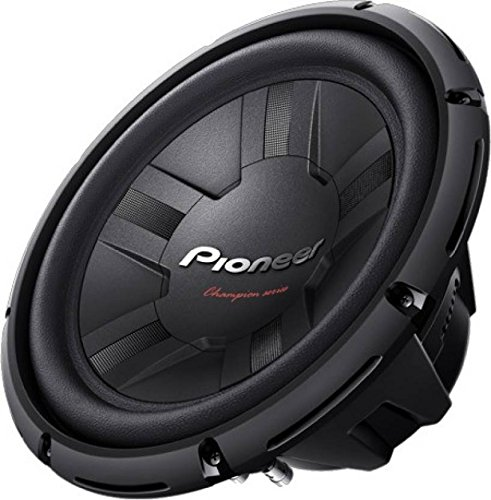 pioneer champion ts-w1211d4 12-inch dual voice coil subwoofer (black) Pioneer Champion TS-W1211D4 12-inch Dual Voice Coil Subwoofer (Black) 51DYU 2BjDCwL