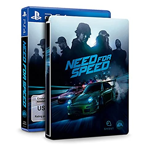 Need for Speed - Steelbook Edition (exklusiv bei Amazon.de) - [PlayStation 4]
