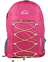 83f60e7ac5 Ultra Lightweight Unisex Foldable Packable Outdoor Sport Bag Travelling  Climbing Hiking Cycling Backpack…