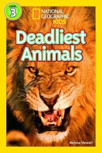 Deadliest Animals (National Geographic Kids Readers (Level 3)) by National Geographic Kids (2014-05-08)