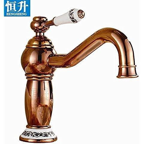 Furesnts casa moderna cucina e bagno rubinetto oro Europeo rubinetti