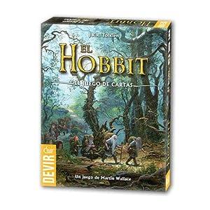 Devir Hobbit, el Juego de Cartas. (BGHOBMN)