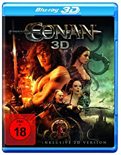 Conan - Der Barbar (inkl. 2D-Version) [3D Blu-ray]