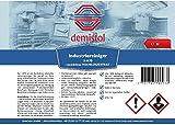 DEMISTOL Industriereiniger X-970 -verstärktes HOCHKONZENTRAT- 5 Liter