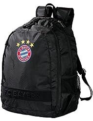 FC Bayern München Rucksack schwarz