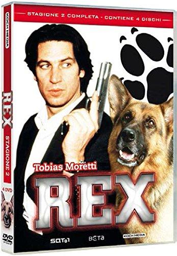 Il Commissario Rex Stg.2 (Box 4 Dvd)