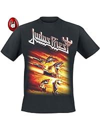 Judas Priest Firepower T-Shirt Black L