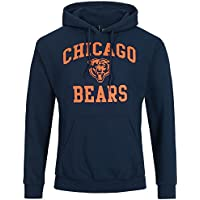 American Sports Merchandise Men's Official Chicago Bears Graphic Hoodie