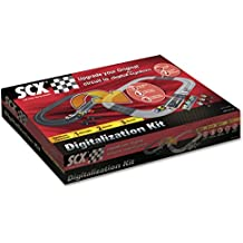 Scalextric Digital System - Kit digitalizador para circuitos (D10086X100)