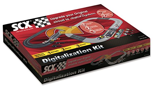 Scalextric Digital System - Kit digitalizador para circuitos (D10086X1