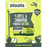 STOATS Apple & Cinnamone Porridge Oat Bar - Lot de 2