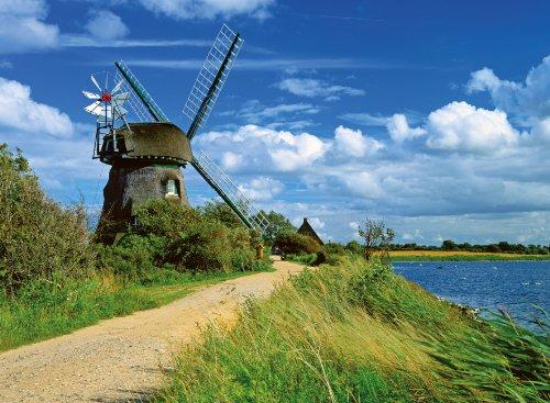 Ravensburger 13077 - Windmühle Charlotte - 300 Teile Puzzle