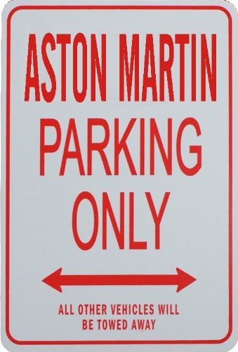 aston-martin-parking-only-sign