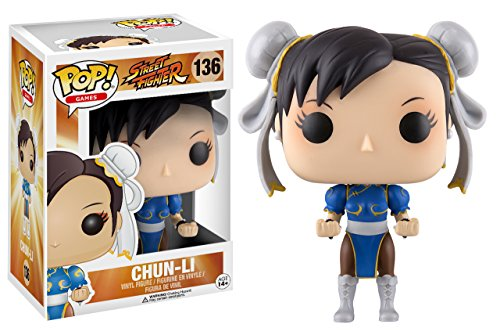 POP! Vinilo - Games: Street Fighter: Chun-Li 2