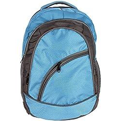 Greentree Backpack Multi Purpose Bag Unisex College Designer Blue Bag MBG02