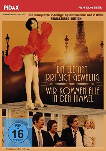 Ein Elefant irrt sich gewaltig + Wir kommen alle in den Himmel - Remastered Edition / Beide Klassiker in ungekürzter Fassung in