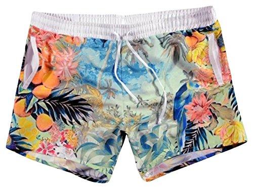 EXUMA Herren Swimshorts Mixed