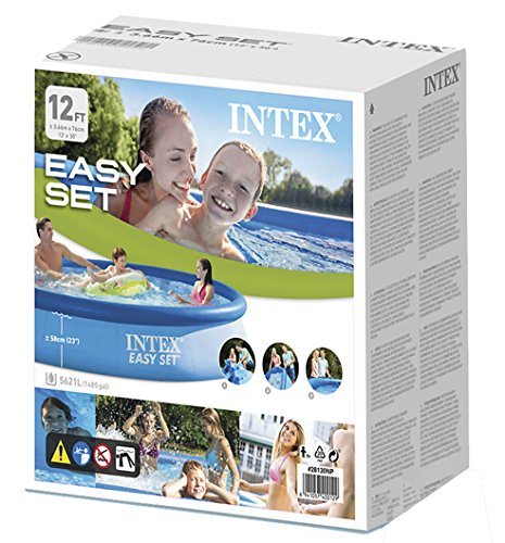 Intex 28130 Easy-Set Pool ohne Filterpumpe, 366 x 76 cm - 3