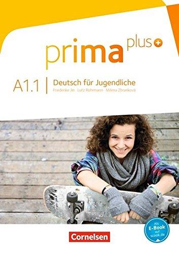Prima Plus A1.1 Libro de curso por Aa.Vv.