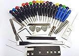 Silverhill Tools atkmega Präzision 48Stück precisionelectronics Tool Kit