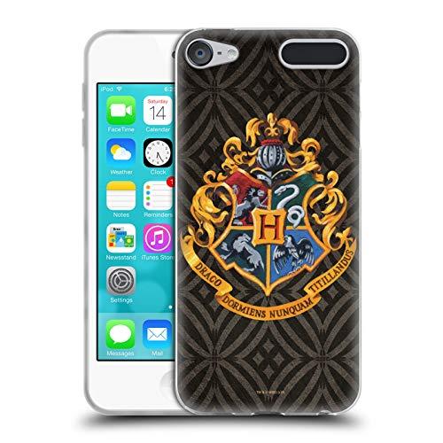 Head Case Designs Offizielle Harry Potter Hogwarts Kamm Prisoner of Azkaban I Soft Gel Huelle kompatibel mit Apple iPod Touch 6G 6th Gen -