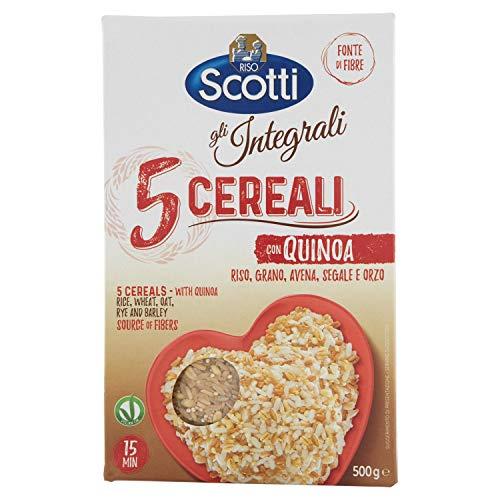 Riso Scotti Gli Integrali Gli Integrali 5 Cereali 500 g