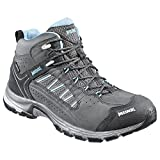 Meindl Journey Lady Mid GTX Größe UK 7,5 anthrazit-azur
