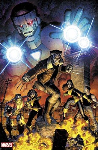 Secret Wars : Old Man Logan 5 Variant Cover