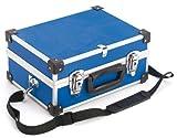 vellman Waytex Klassifikation Valise Aluminium 330x 230x 150mm–blau