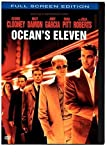 Ocean's Eleven (Full Screen Edition) by George Clooney