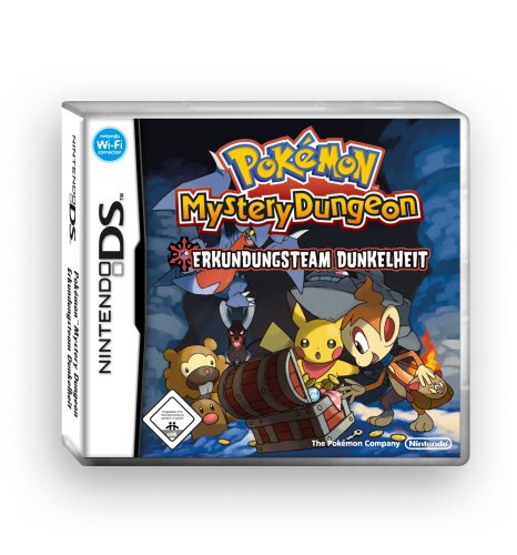 Pokémon Mystery Dungeon: Erkundungsteam Dunkelheit Pokemon Ds Spiele Mystery Dungeon